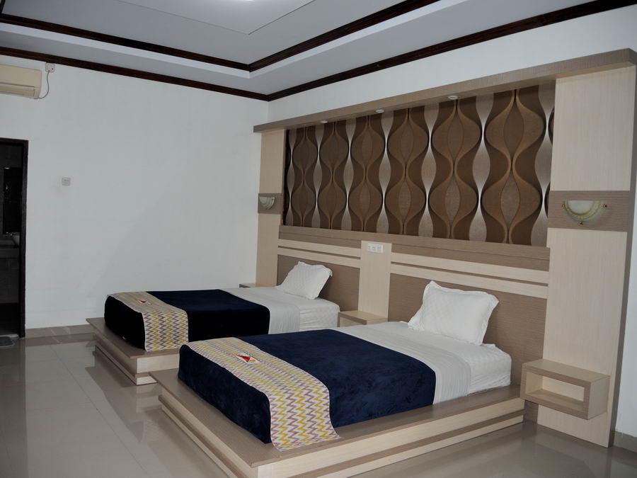 Две кровати в номере