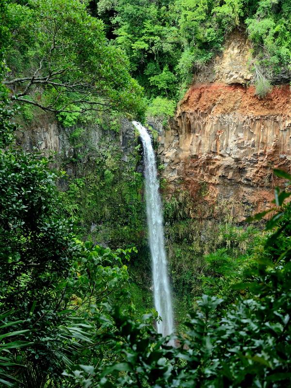 Водопад Национальный парк «Янтарная гора» (amber mountain national park) на Мадагаскаре Национальный парк «Янтарная гора» (Amber Mountain National Park) на Мадагаскаре DSC 5258