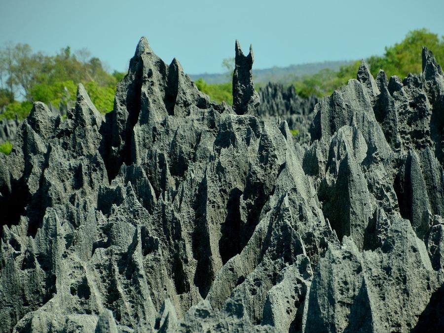 Каменные иглы