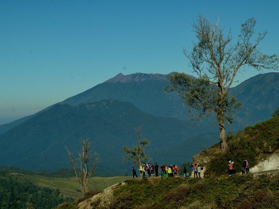 Вулкан Раунг