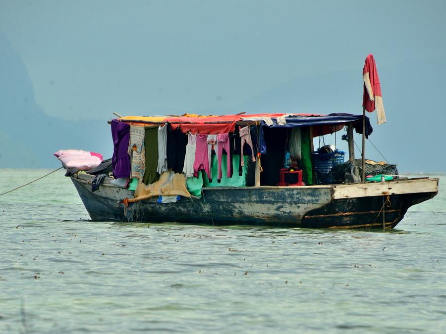 Лодка баджо