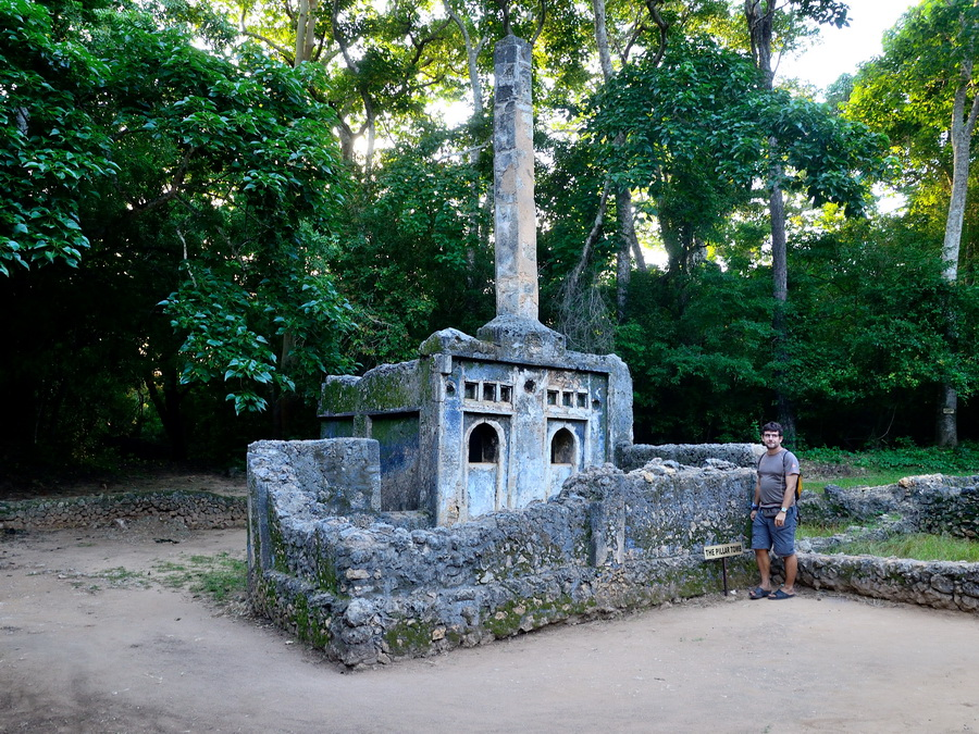 Захоронение суахили